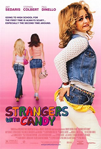 Strangers with Candy Movie Poster
