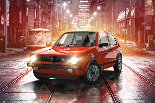 "Originales de VW GTI gafas de sol /""Timeless Performance/"" GTI 5ka087900"