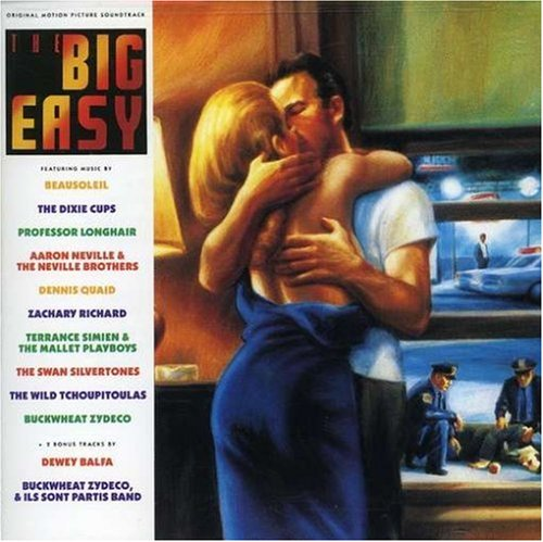 The Big Easy (Original Motion Picture Soundtrack) by Mango