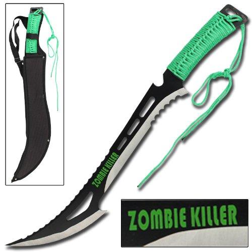 Renegade Zombie Killer Machete by SDN