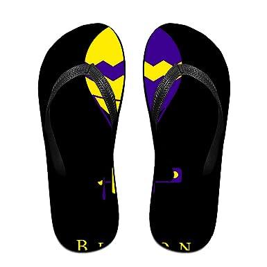 Couple Flip Flops Valentines Day Print Chic Sandals Slipper Rubber Non-Slip Spa Thong Slippers