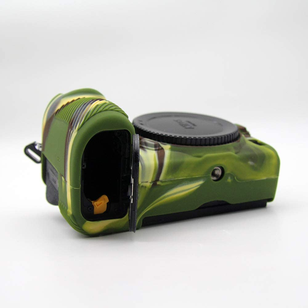 Funda protectora para c/ámara Nikon Z7 Z6 ultrafina, de silicona suave KoowlEU