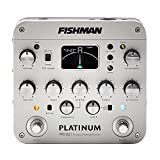 Fishman PRO-PLT-201 Platinum Pro EQ/DI Analog Preamp w/Bonus Dunlop DTC1 Tuner 605609152466