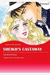 Sheikh's Castaway: Harlequin comics (Sons of the Desert) Kindle Edition
