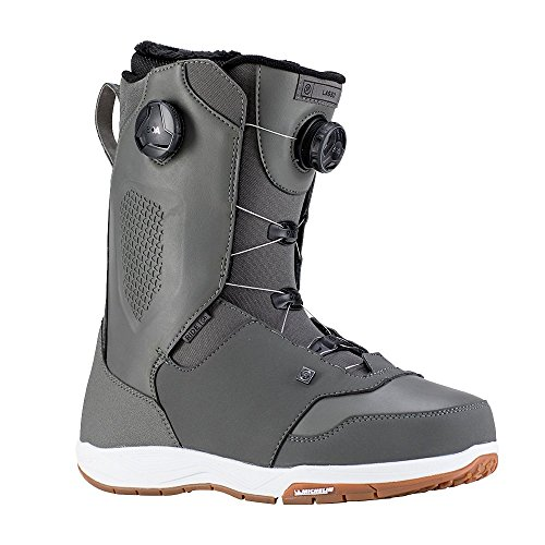 Ride Lasso Men's Snowboard Boot 2019 - Size 10 - Grey