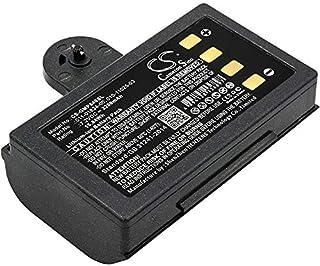 CameronSino GPS Navigator Battery for Garmin GPSMAP 620, GPSMAP 640 010-11025-03, 011-01834-00 2200mAh 7.2V Li-ion 1 Year Warranty