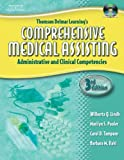 img - for Delmar s Comprehensive Medical Assisting: Administrative and Clinical Competencies book / textbook / text book
