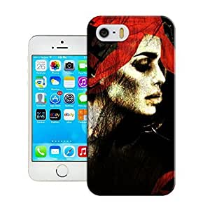 Colorful Girl creative art durable top iPhone6 casees protection case for sale by Haoyucase Store