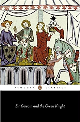 5611ab5e Sir Gawain and the Green Knight (Penguin Classics): Anonymous, Brian ...