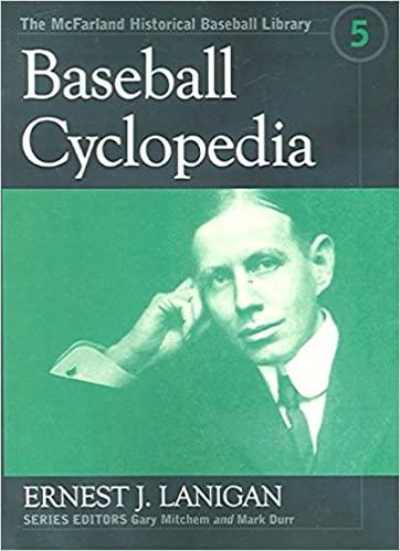 Livres en anglais téléchargement gratuit [Baseball Cyclopedia] (By: Ernest J. Lanigan) [published: May, 2005] ePub B0175JEKX6