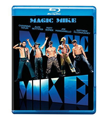 Blu-ray : Magic Mike (With DVD, Ultraviolet Digital Copy, , Dolby, AC-3)