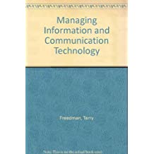 Managing Information and Communication Technology