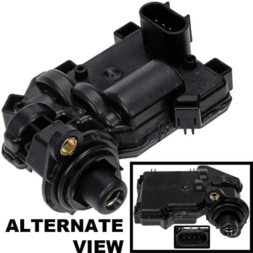 Blazer 4wd Actuator (APDTY 711214 Front Differential 4WD 4-Wheel Drive Axle Actuator Fits Buick Rainier 2002-2009 Chevy Trailblazer GMC Envoy Isuzu Ascender 02-04 Olds Bravada (Replaces GM 12471631))