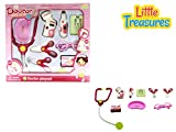 Little Treasure Doctor Well Visit Medical Playset