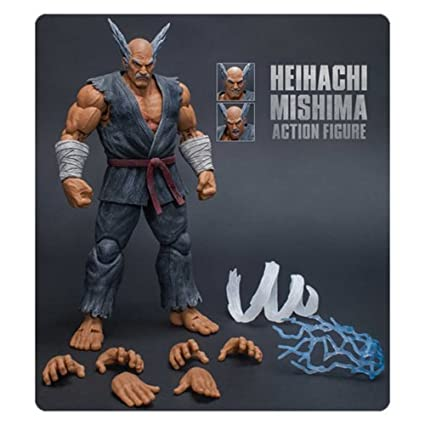 Storm Collectibles Tekken 7 Heihachi Mishima 1 12 Scale Action Figure