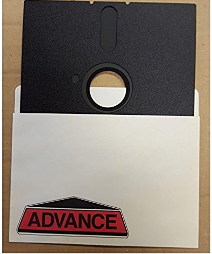 5.25 Floppy Disks 10 pack. (5.1/4) DS/DD Low Density for sale  Delivered anywhere in USA