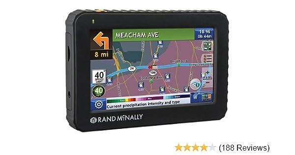 Rand Mcnally Gps >> Rand Mcnally Intelliroute Tnd 520 Truck Gps With Lifetime Maps