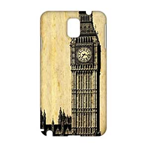 Evil-Store Big Ben 3D Phone Case for Samsung Galaxy Note3