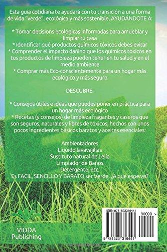 ECOLOGIZA tu HOGAR: Crea Un Ambiente Seguro y Saludable En ...