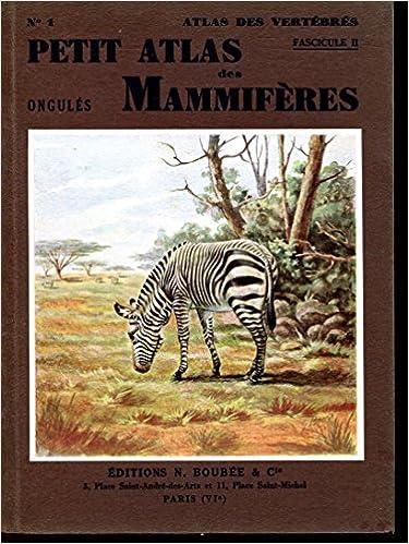 En ligne Petit atlas des mammifères epub pdf