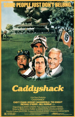 Caddyshack 27x40 Movie Poster
