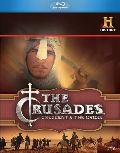 The Crusades: Crescent & The Cross [Blu-ray]
