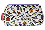 Selina-Jayne Birds Limited Edition Designer Toiletry Bag