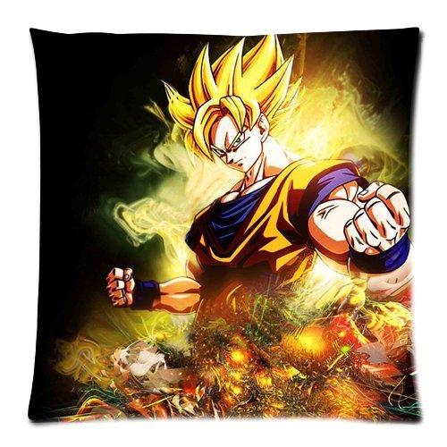 Trendsetter Dragon Ball Z Goku personalizado manta almohada ...
