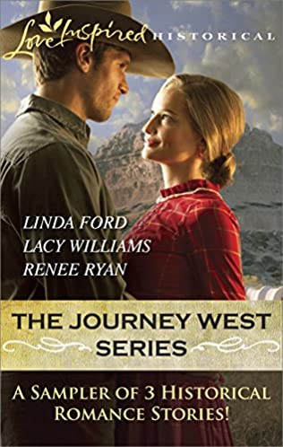 book cover of The Journey West Series