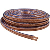 Speaker Cable 2 x 2.5mm  Stranded Oxygen Free Copper Clad Audio Speaker Wire
