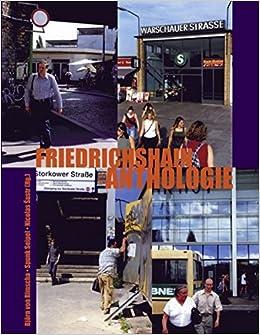 Descargar Con Torrent Friedrichshain-anthologie PDF Gratis Sin Registrarse