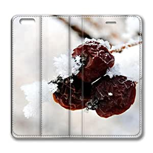 Beautiful Native Design Leather Cover for iPhone 6 Plus by Cases & Mousepads
