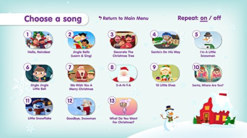 amazoncom super simple songs christmas dvd movies tv - Super Simple Songs Christmas