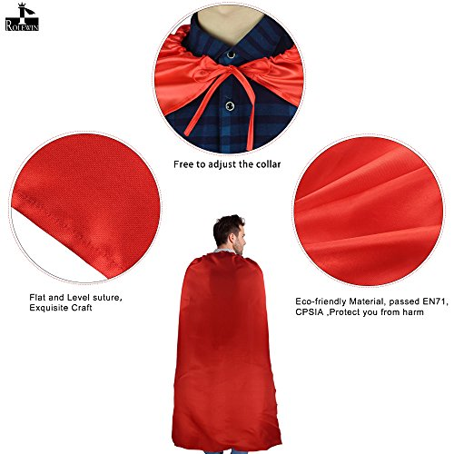 The 8 best costume capes for women
