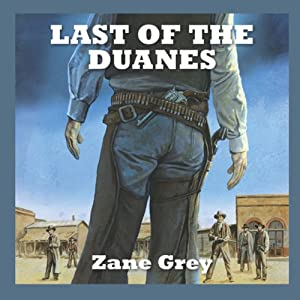 Last of the Duanes Audiobook