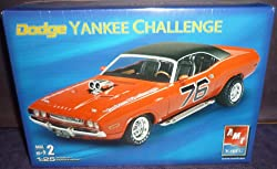 #36545 AMT /Ertl Dodge Yankee Challenge 1/25 Scale Plastic Model Kit,Needs Assembly from AMT