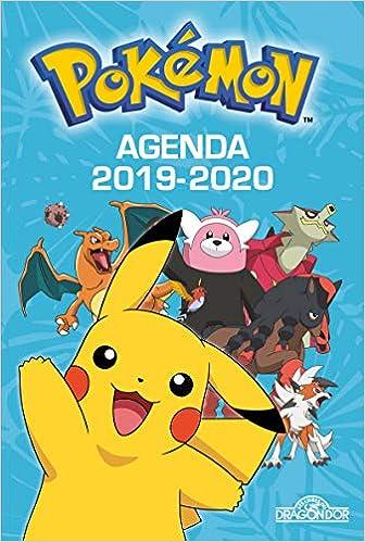 Agenda Pokémon: Amazon.es: Dragon dor: Libros en idiomas ...