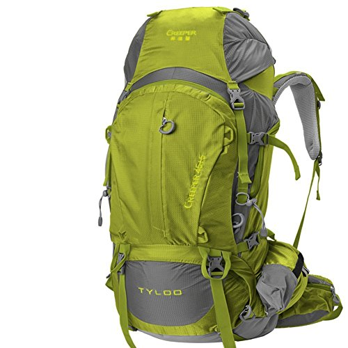 Sincere® Verpackung / Rucksäcke / Mobil / Ultralight im Freienbergschultertasche / Rucksack / Outdoor-Reisetasche 50L-50L armygrün