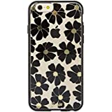 Sonix Cell Phone Case for iPhone 6 Plus/6s Plus - Retail Packaging - Wildflower Black