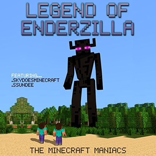 Pdf Science Fiction Legend of EnderZilla: A Minecraft Novel Featuring Sky and SSundee