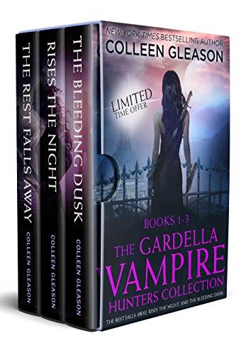 The Gardella Vampire Hunters Starter Set: Victoria: Books 1-3 (Victoria Gardella)