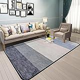 Hyun times Carpet Scandinavian geometric pattern living room simple modern bedroom full shop coffee table sofa home bedside mats ( Color : C , Size : 120180cm )