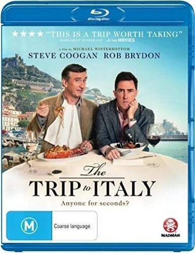 Trip to Italy the / [Blu-ray]