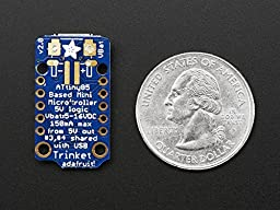 Adafruit Trinket - Mini Microcontroller - 5V Logic