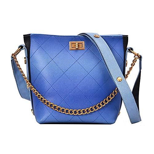 Per Donna Borse Cross Borsa Tassel Soft A Spalla Tracolla Delle Bag Le Donne Body Blu Belle npYqwrpC4
