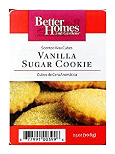 Better Homes and Gardens Vanilla Sugar Cookie Scented Wax Cubes