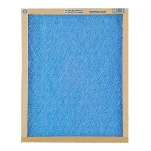 True Blue 12 Pack Furnace Air Filter 20'' X 25 X 1'' by True Blue