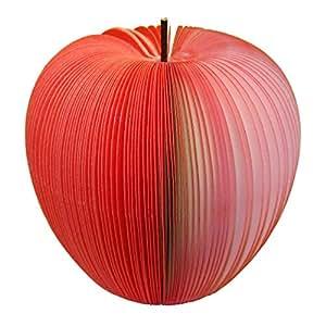"'Divertido Oficina Gadget Bloc de notas ""Notes manzana fruta"