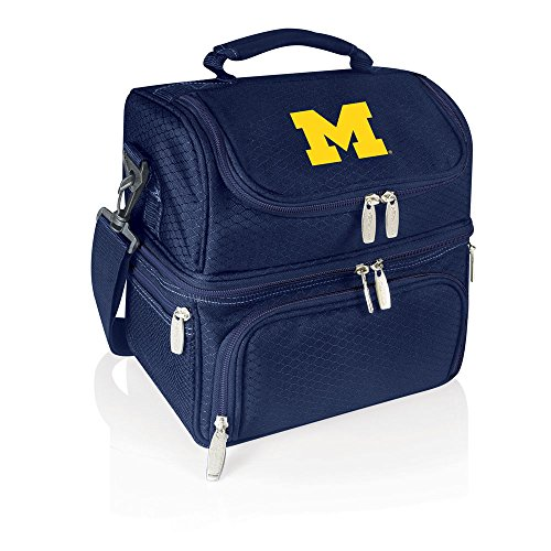 NCAA Michigan Wolverines Pranzo Insulated Lunch Tote, ()