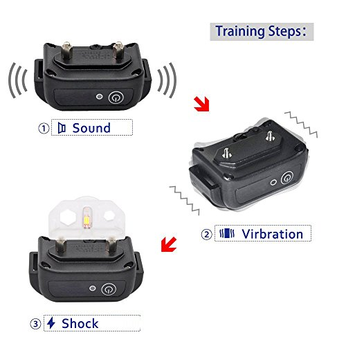 Etekstorm Electric Dog Training Collar With Remote